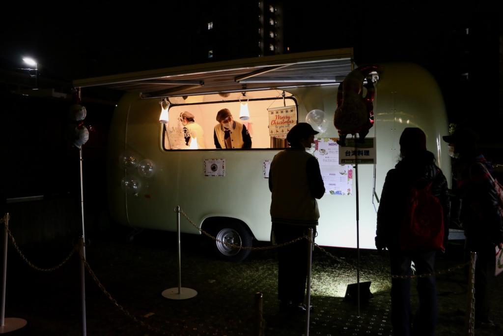 埼玉県所沢市のパークタウンから「JSmile CAFE」さんが出張販売