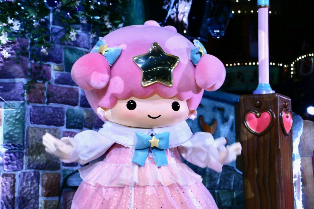 サンリオピューロランド「Hello, New World ~虹を、つなごう~」キキララ