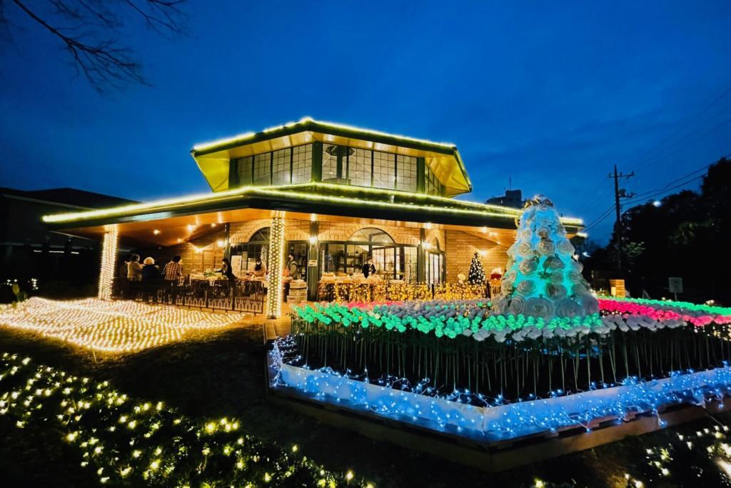 J Smile 多摩八角堂のミニクリスマスマーケット