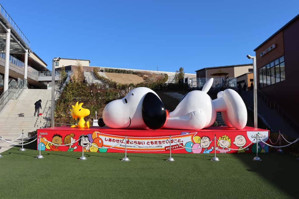 「SNOOPY HAPPINESS FLOAT」(C) 2021 Peanuts