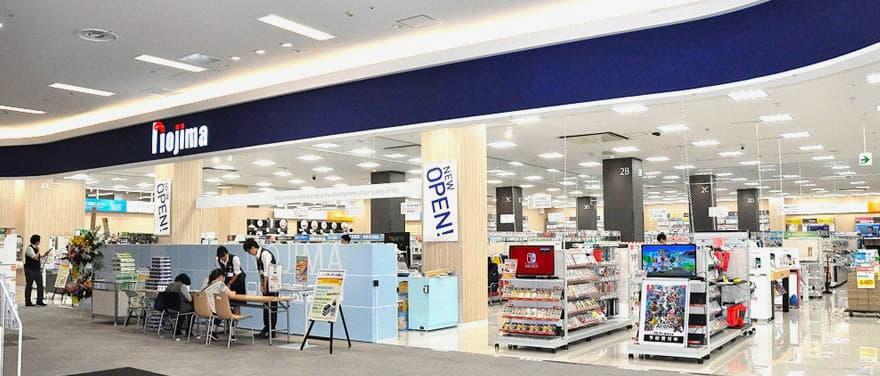 ノジマ旗艦店舗(画像はイメージ)