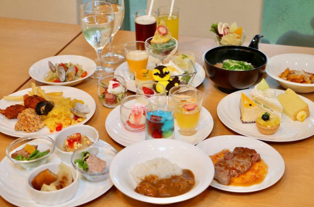 カモゴローは京王プラザホテル特製カレーがお気に入り