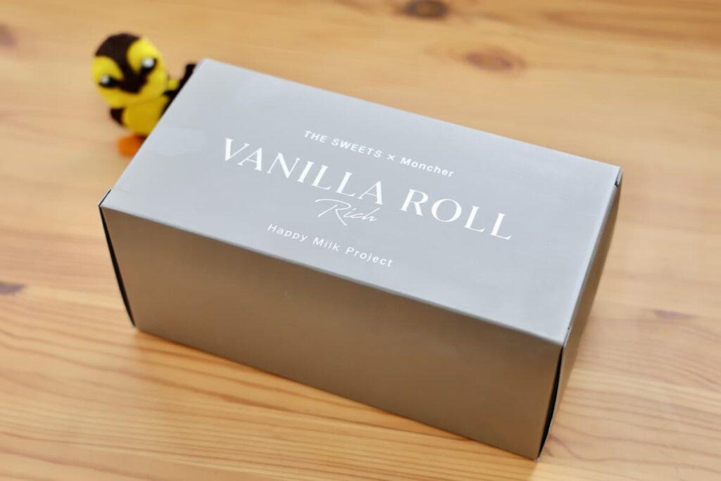 数量限定「堂島ロール プレミアムバニラロールケーキ」を購入してみた