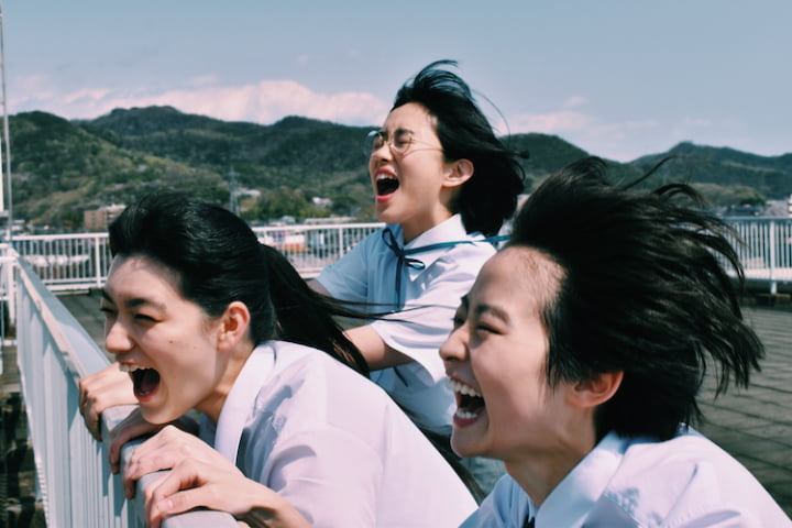 松本壮史『サマーフィルムにのって』 ©2021「サマーフィルムにのって」製作委員会