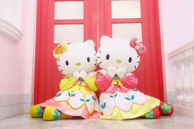 11月1日の1日限定で双子の妹・ハローミミィが一緒に登場することが決定