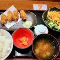 【聖蹟ランチ】牡蠣屋うらら 聖蹟桜ヶ丘店でカキフライ定食がワンコインで食べられます。8月末まで